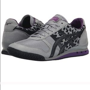 Onitsuka Tiger leopard print sneakers